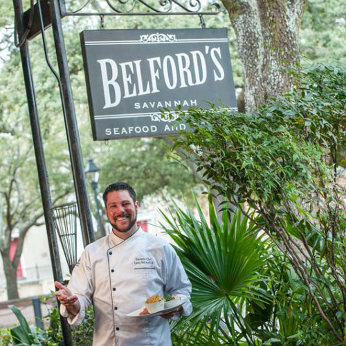 Belford's Savannah Seafood and Steak local restaurants